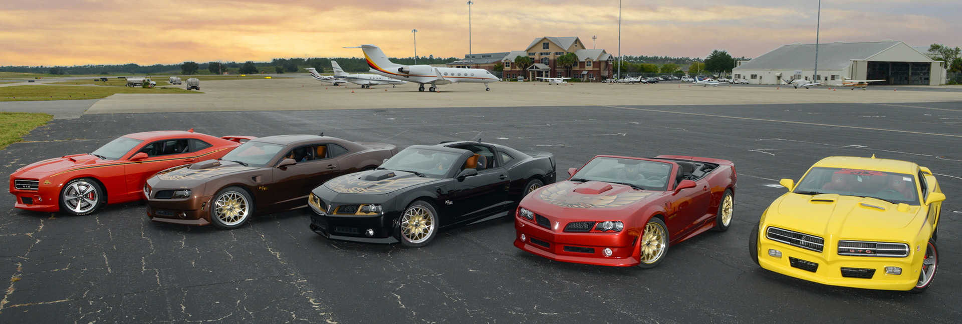 Go Behind The Scenes At Trans Am Depot Video