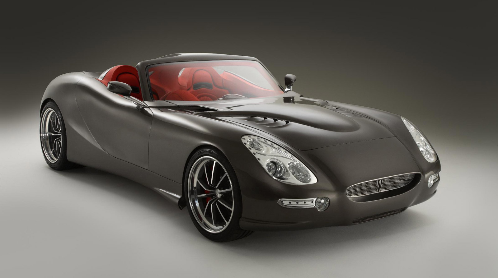 Trident Iceni The 200 Mph 57 Mpg Diesel Supercar