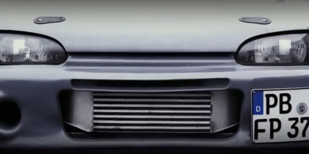This 963-HP, 196-MPH Mitsubishi Colt Is Totally Bonkers: Video