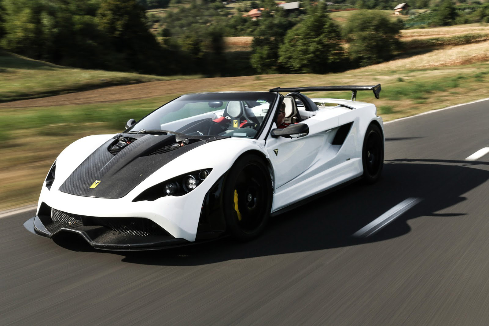 Tushek Renovatio T500 To Debut At Top Marques Monaco