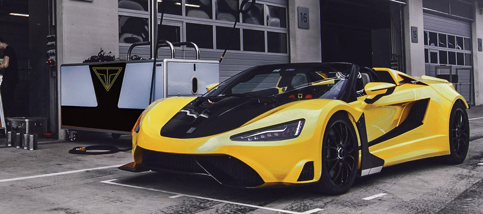 Supercar Startup Tushek & Spigel Chooses Morel Sound ...