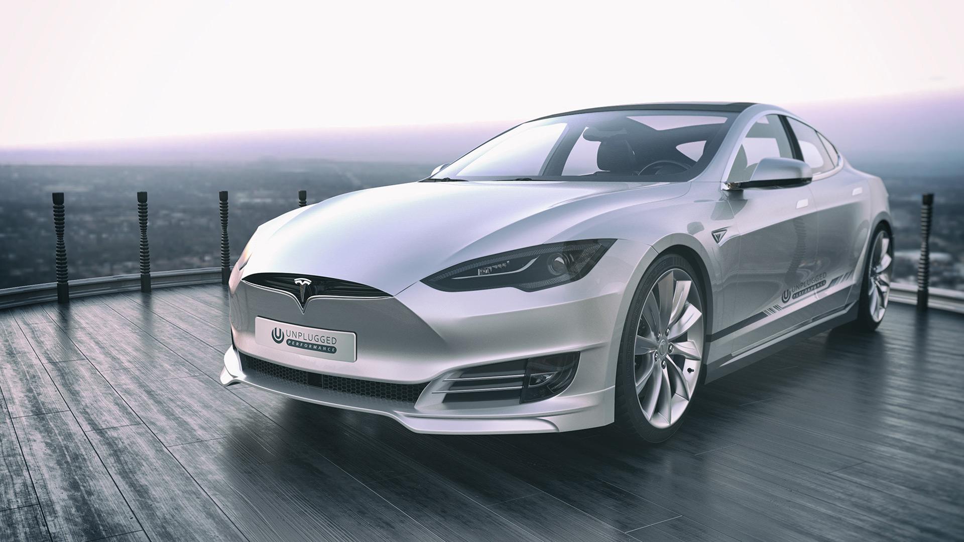Tesla Model S body upgrade kit makes older cars look like