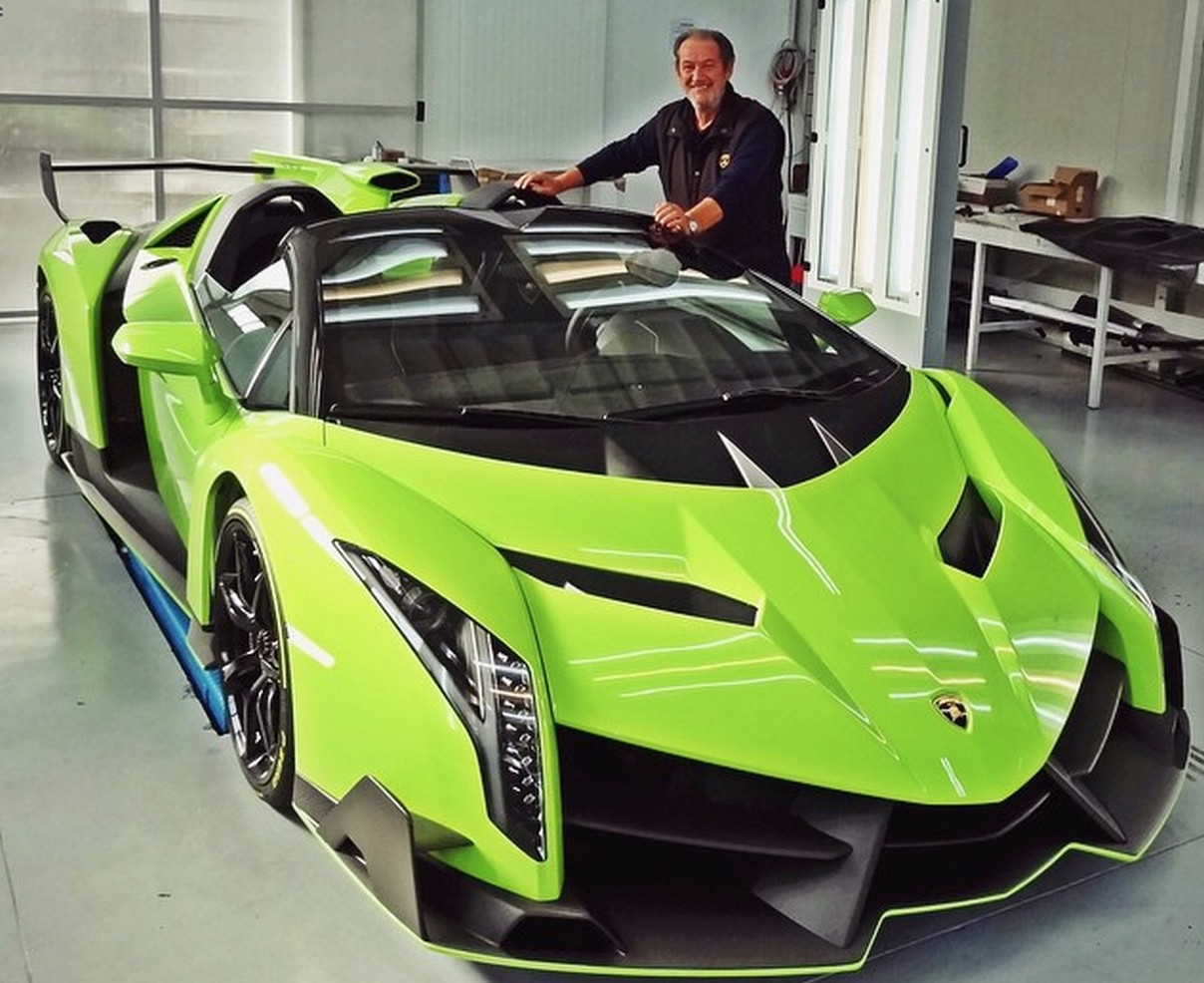 One Guy Now Owns Two Lamborghini Venenos Probably