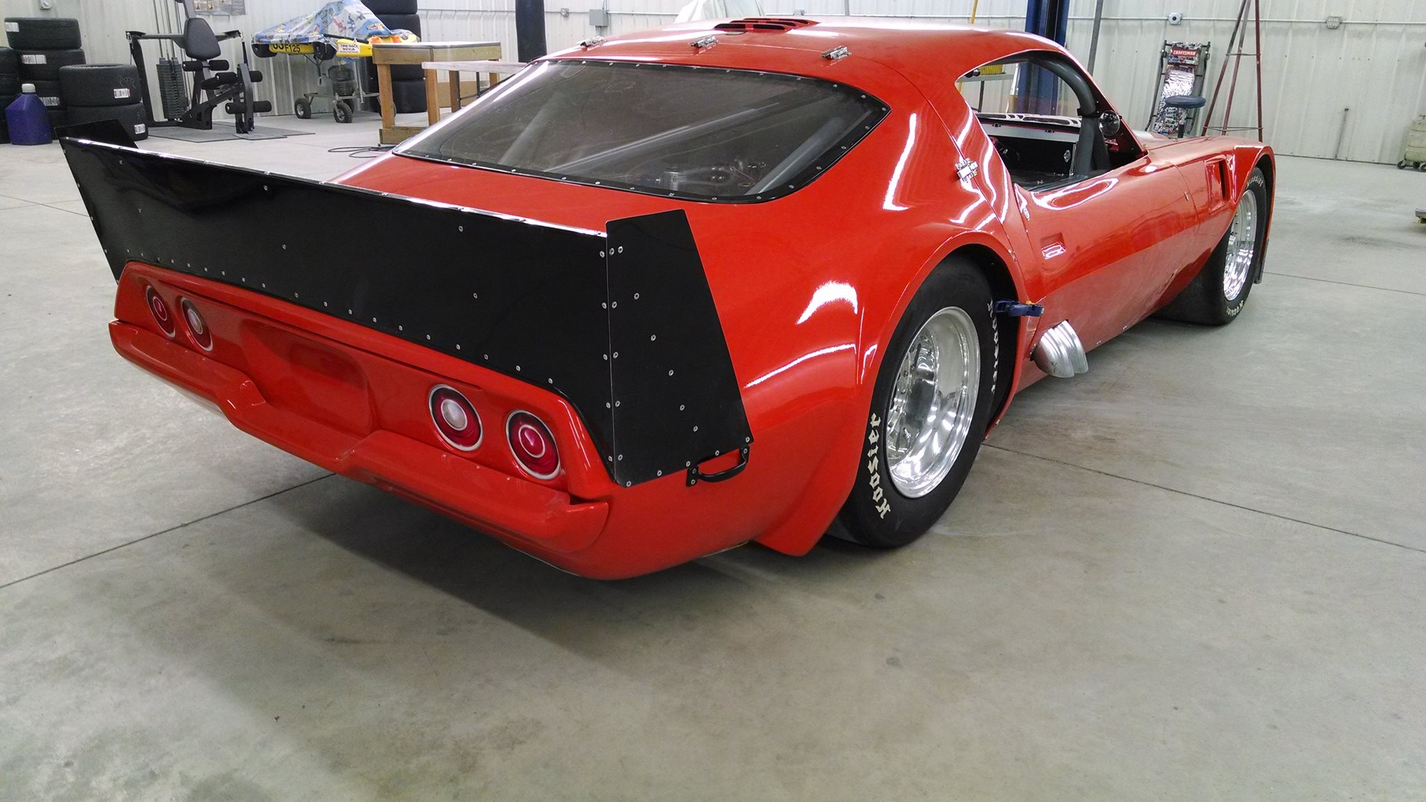 Incredible Ver Mulm Camaro Is Coming To An Autocross Course Near You