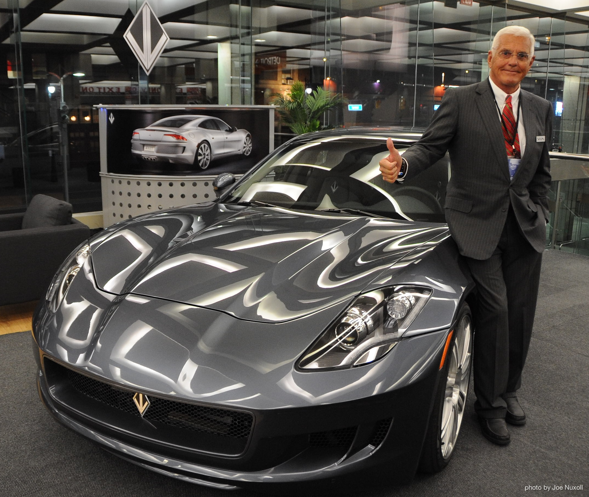 Bob Lutz And China S Wanxiang In Bid To Buy Fisker Report