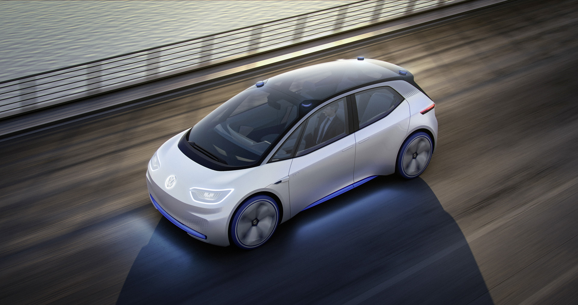 Volkswagen ID Electric Car To Launch In 2020 Along With