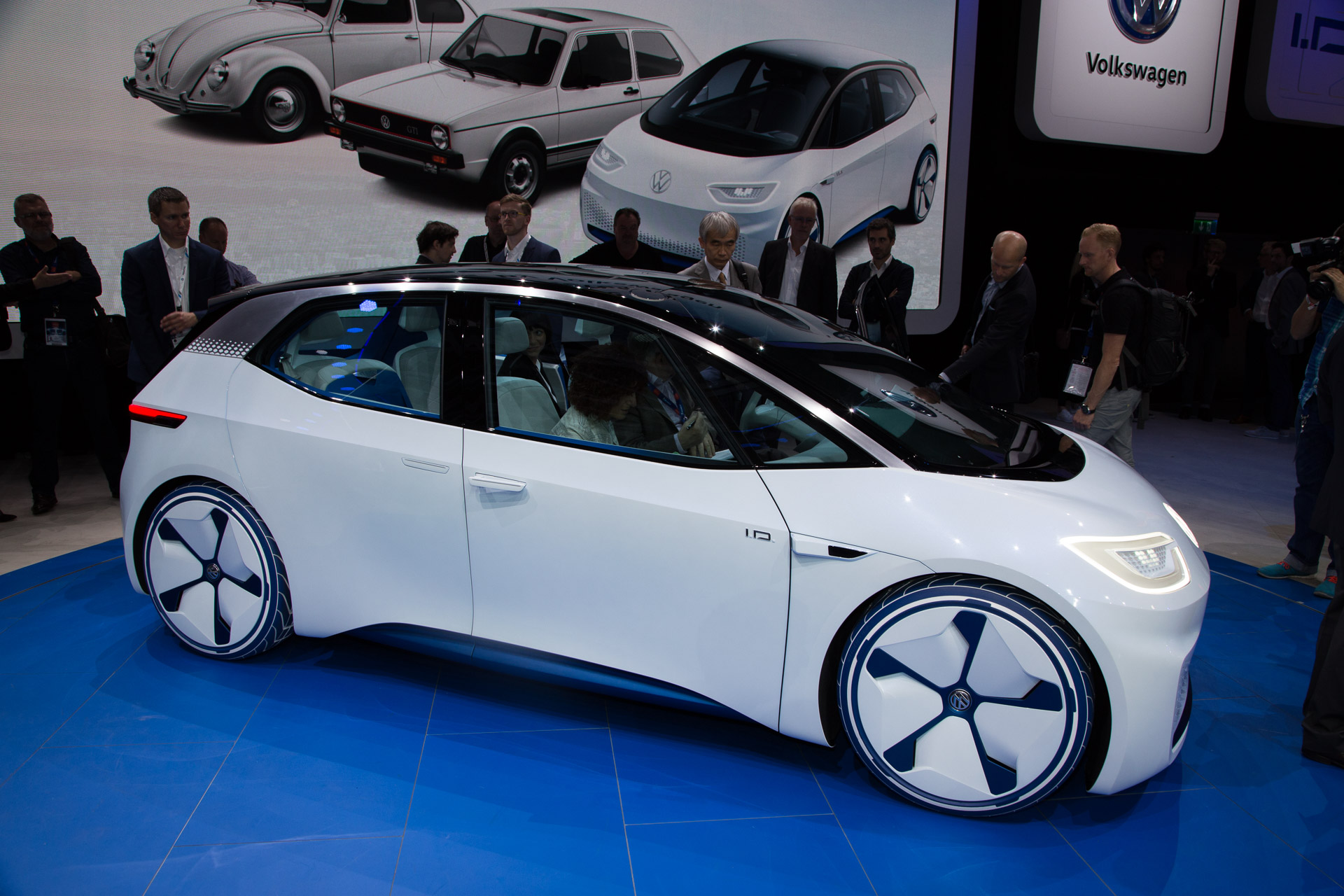 Volkswagen e-Golf to end when ID electric hatchback launches?