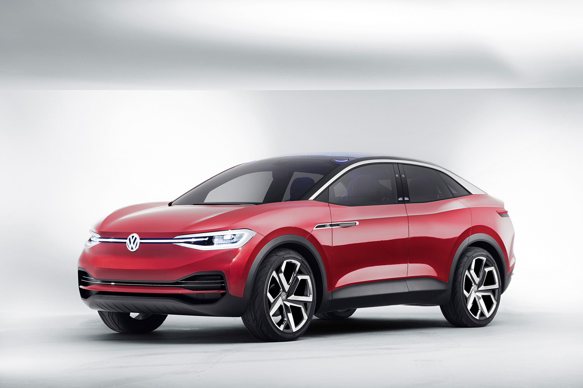 volkswagen id crozz electric suv to launch in us in 2020. Black Bedroom Furniture Sets. Home Design Ideas
