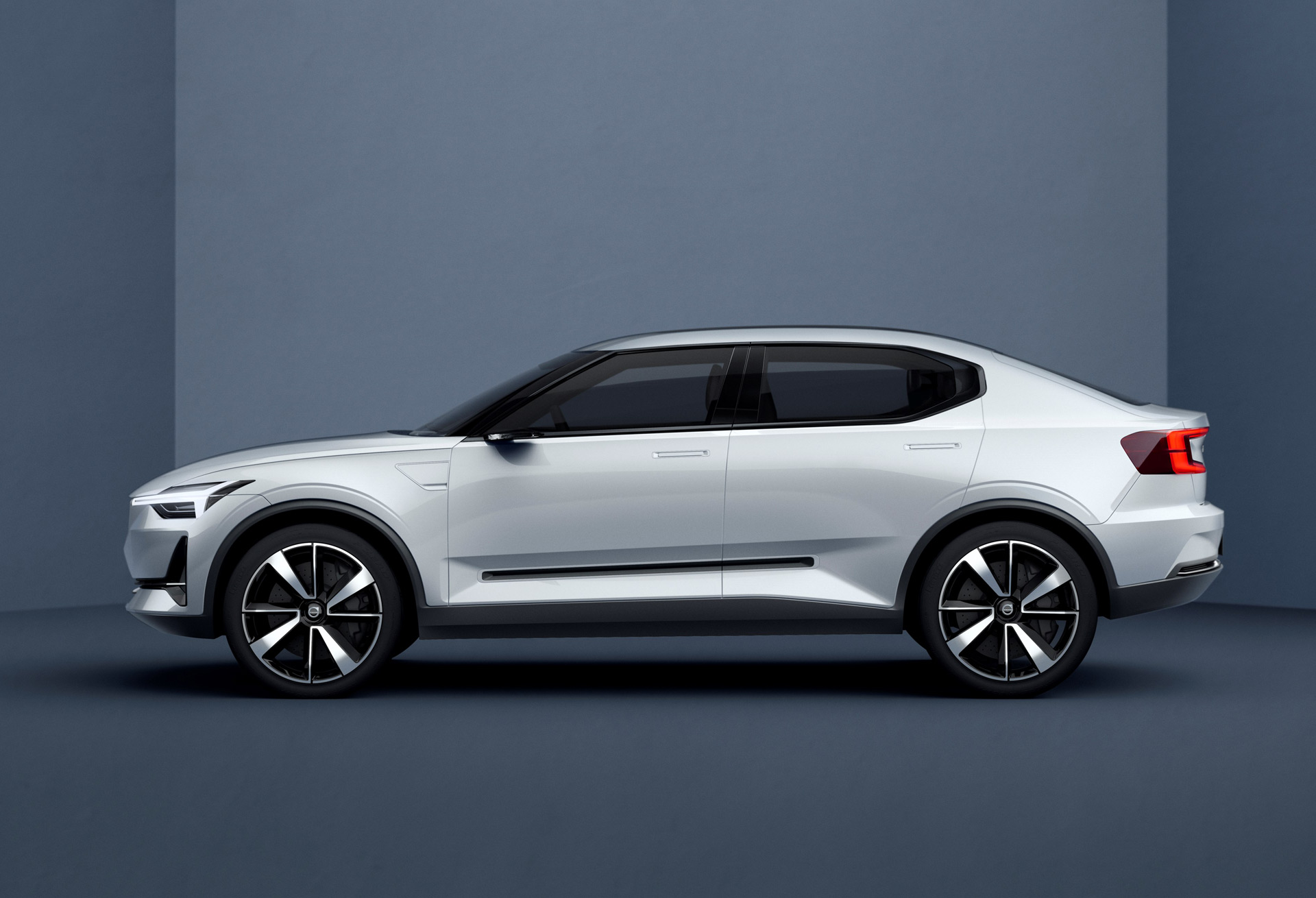 Volvo Confirms Polestar 2 Electric Sedan