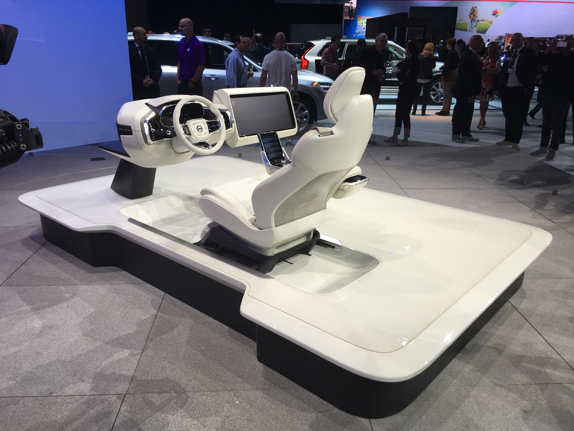 Volvo Concept 26 Hints At Interior Design In A World Of Autonomous Cars