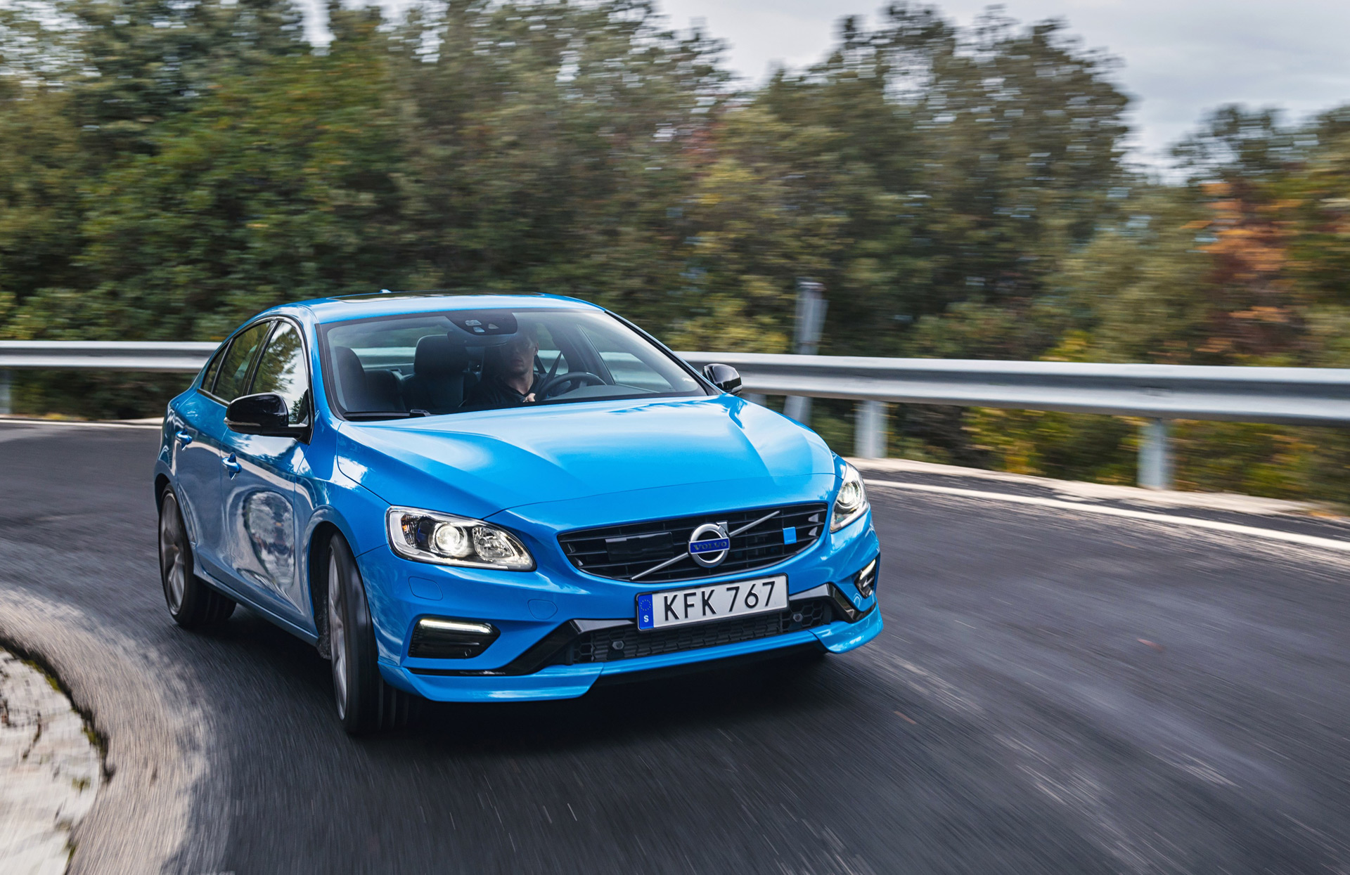 2017 Volvo S60 And V60 Polestar Debut With 4 Cylinder Power