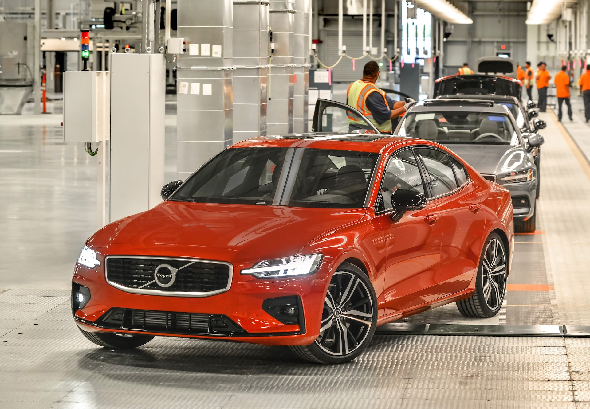 2019 Volvo S60 2020 Mercedes Amg Cla35 Final C7 Corvette This