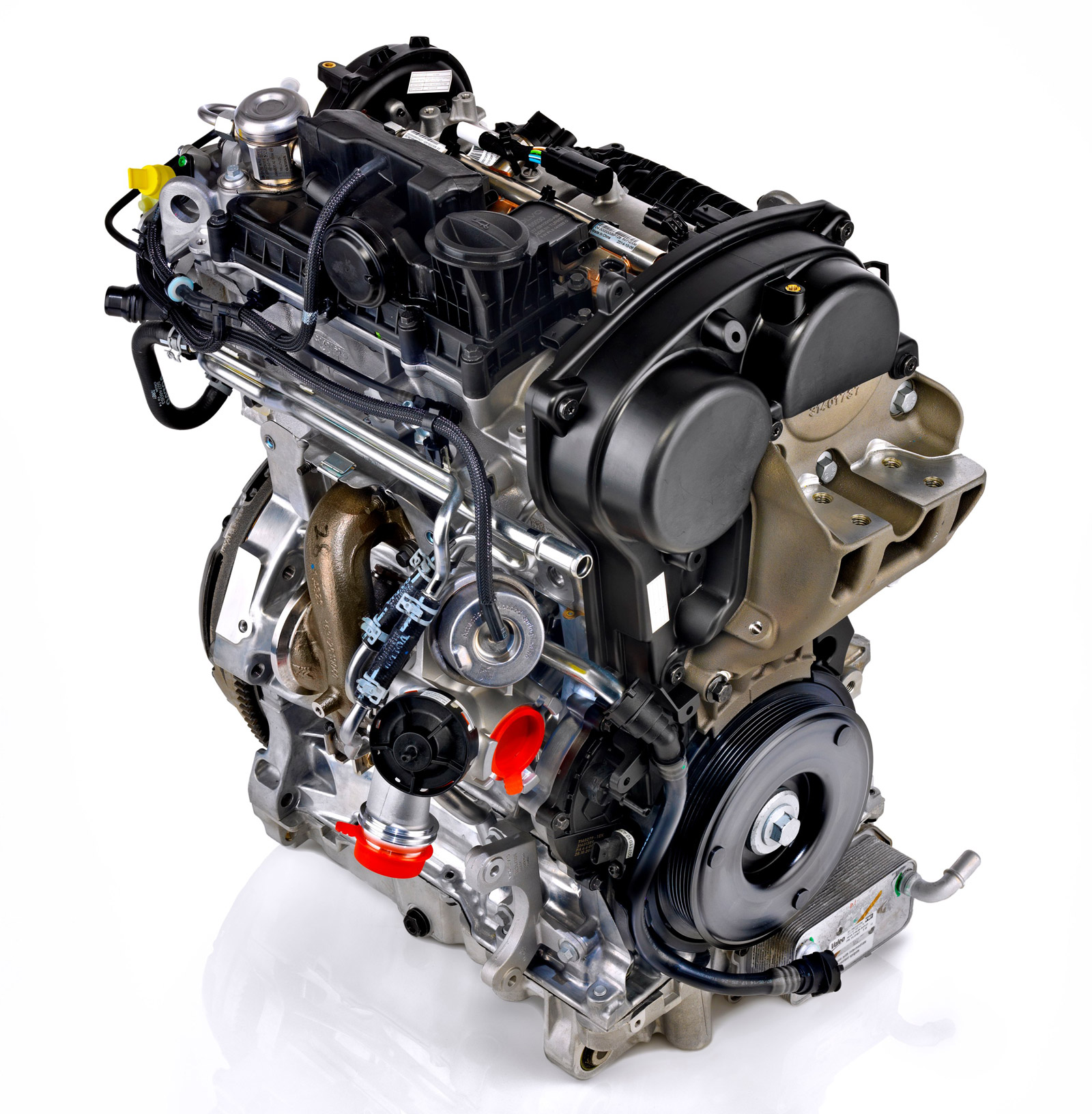 Ford 2 3 Engine Review: Volvo 3-Cylinder Engine Echoes Ford, BMW, Daimler & Others