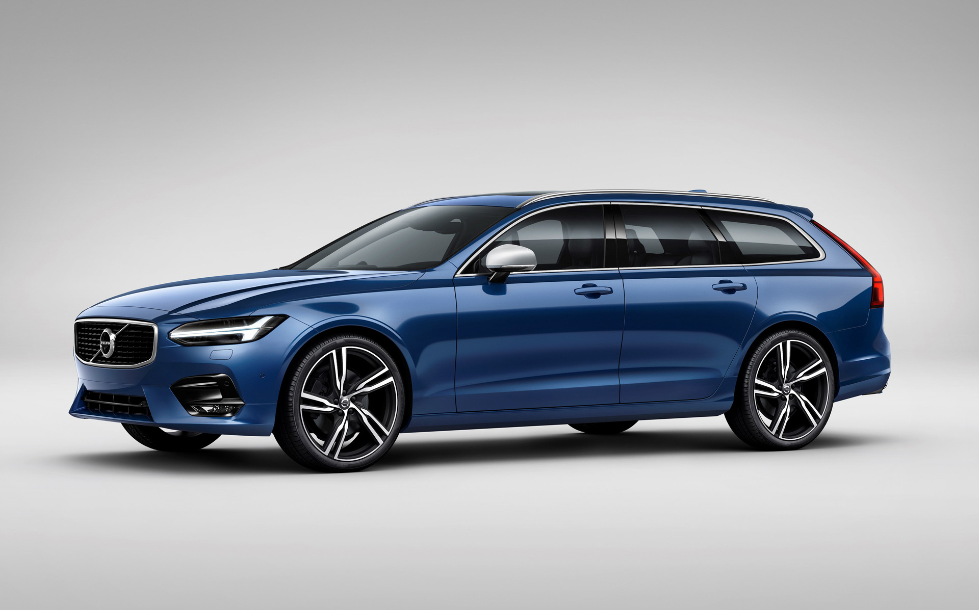 2018 Volvo V90 Review Ratings Specs