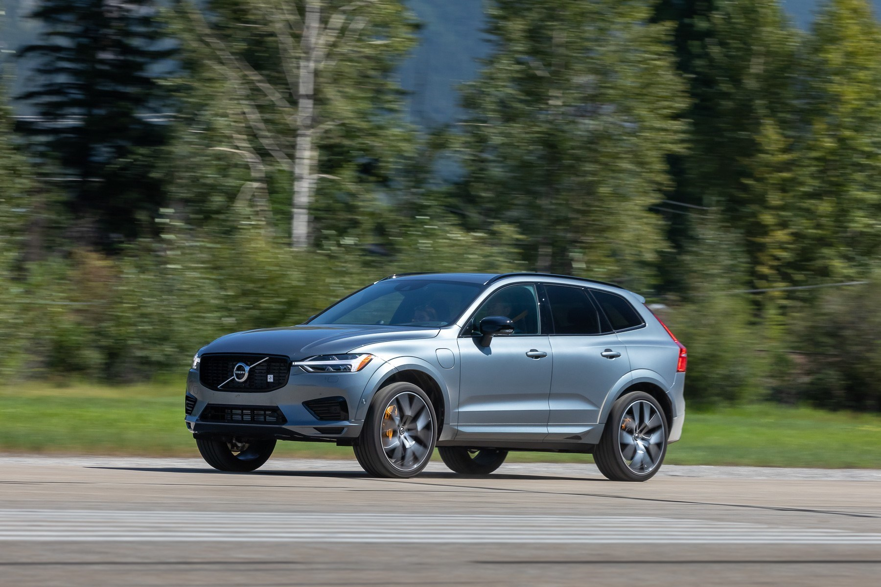 First Drive Review The 2020 Volvo Xc60 Polestar Engineered