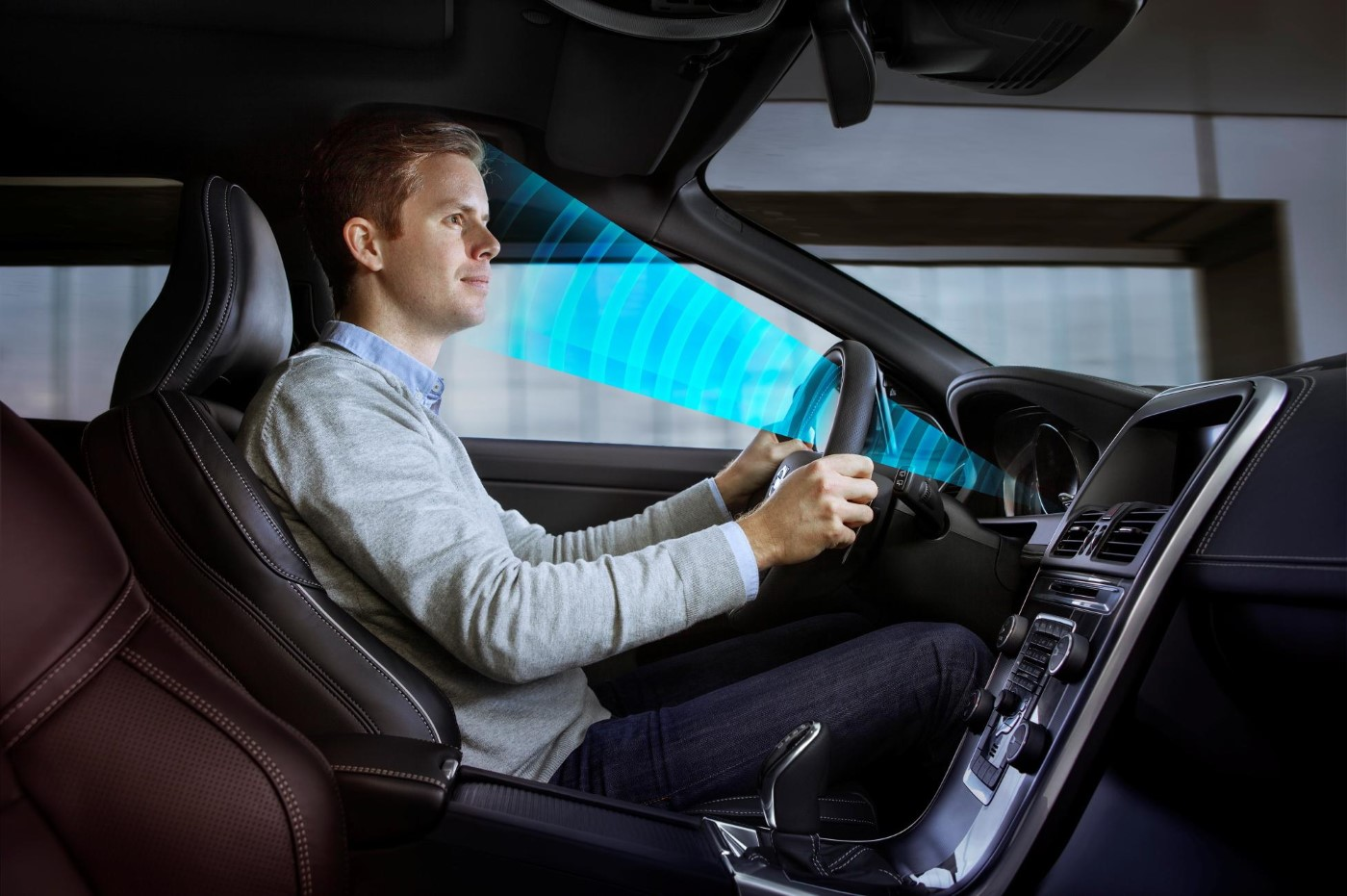 Volvo Gets Serious On Driver Sensing Tech