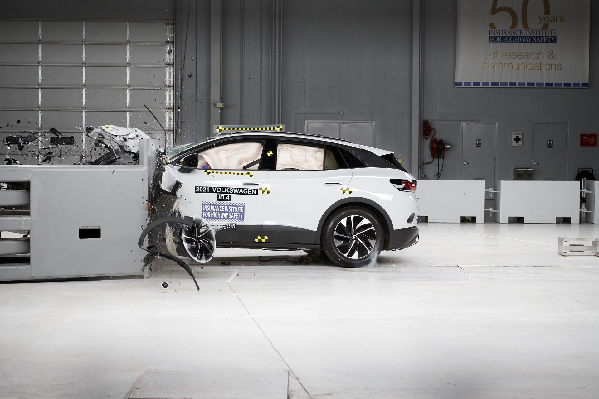 Volkswagen ID.4 earns Top Safety Pick+ to pave way for VW's mass-market EVs