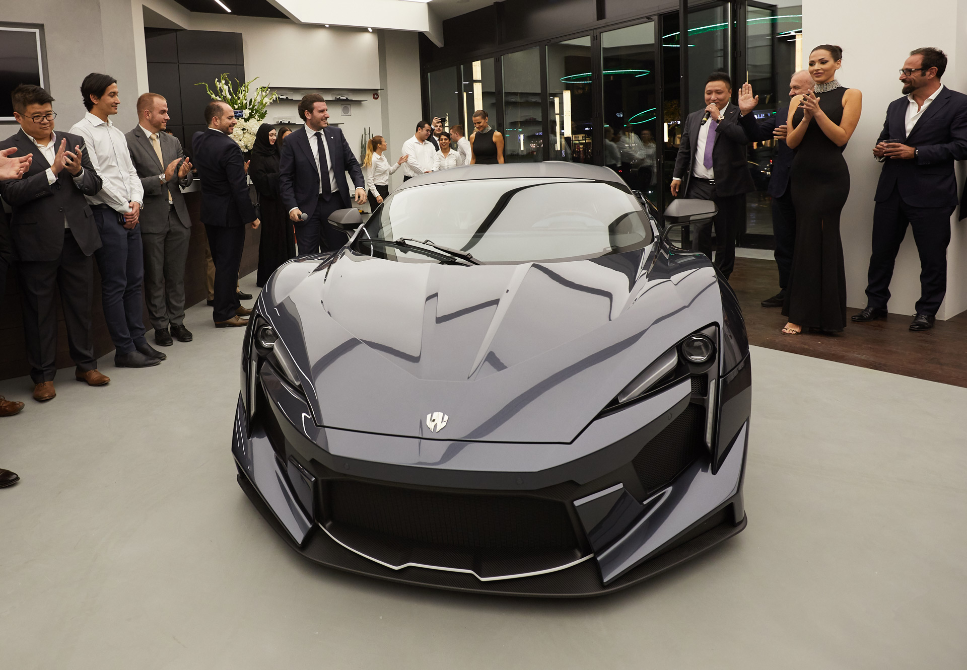 W Motors Fenyr >> W Motors 780 Horsepower Fenyr Supersport Ready For Launch