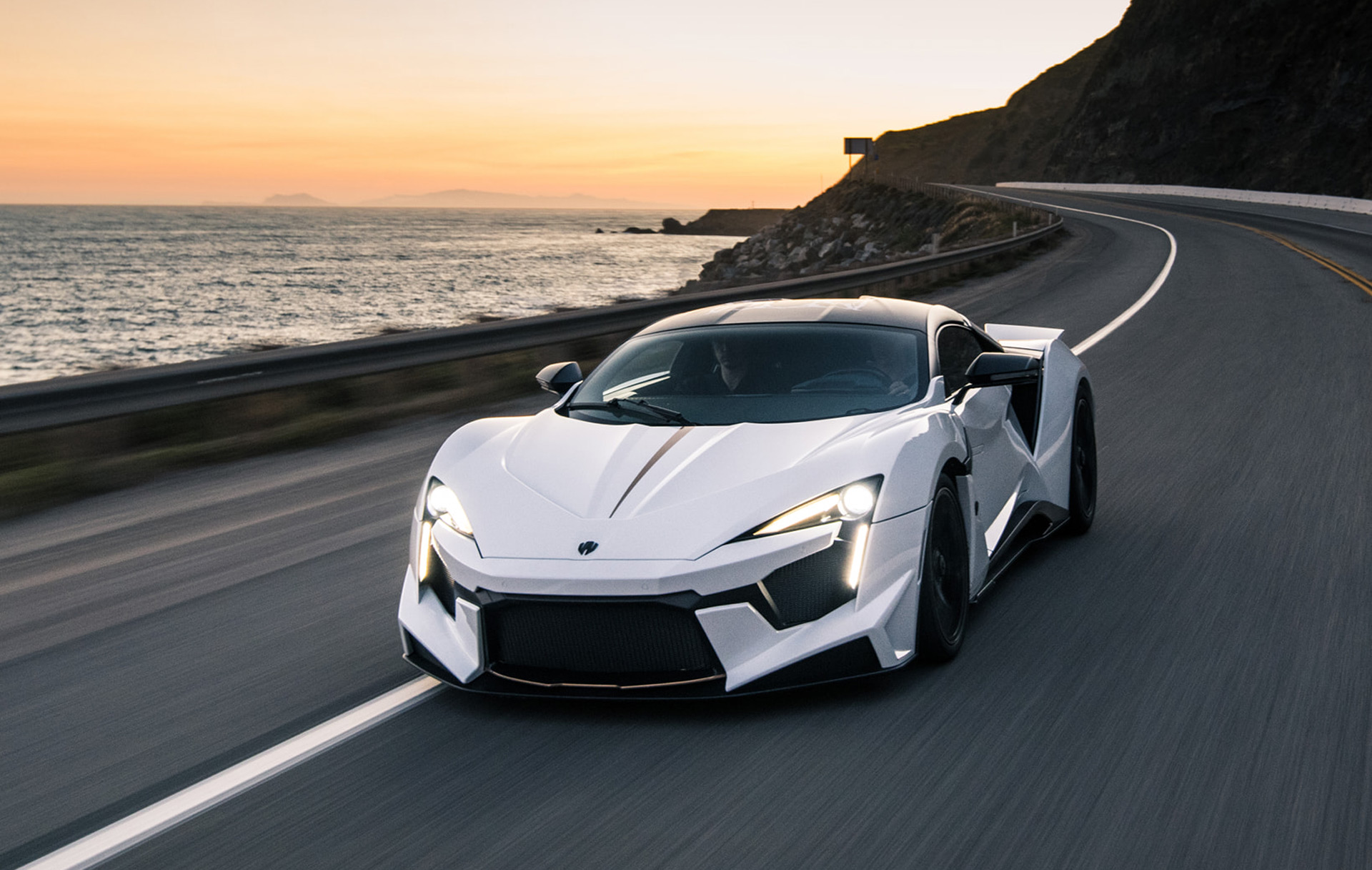 $2.0 Million W-Motors Fenyr Supersport