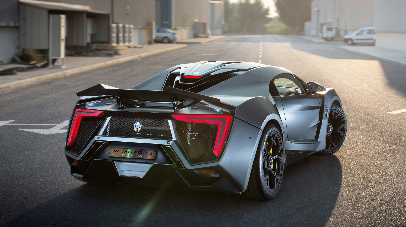 Lykan Hypersport Top View >> 770-horsepower Lykan Hypersport set for 2014 Top Marques Monaco debut