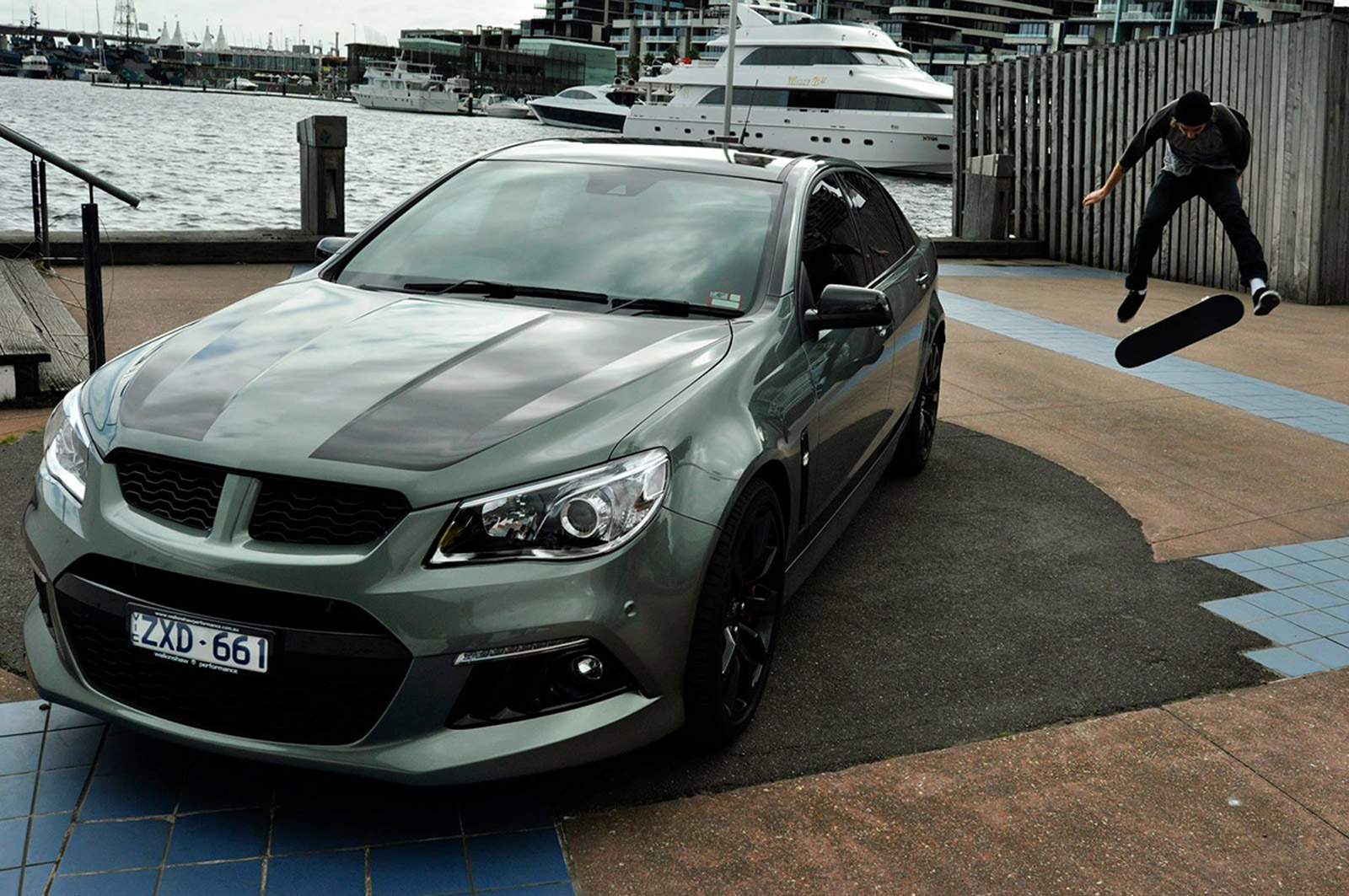 Walkinshaw Performance Launches 502-HP Upgrade For Gen F HSVs