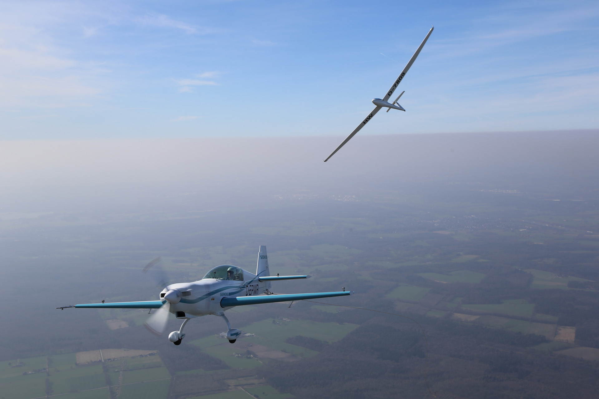 Are electric airplanes actually a real thing?