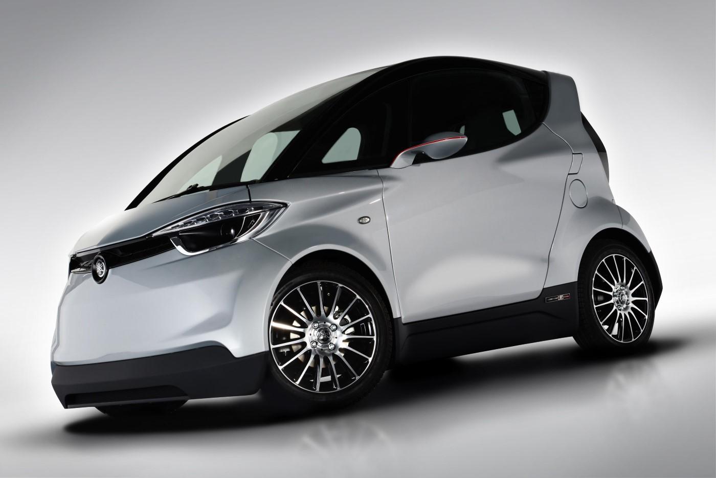 Gordon Murray-Designed Yamaha Minicar Car Gets Zytek Electric Power