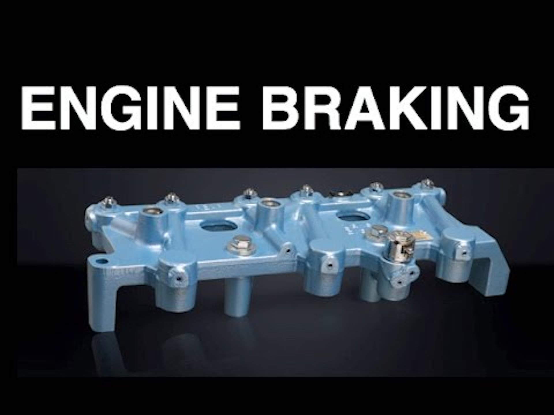 Engine braking - what is it 58