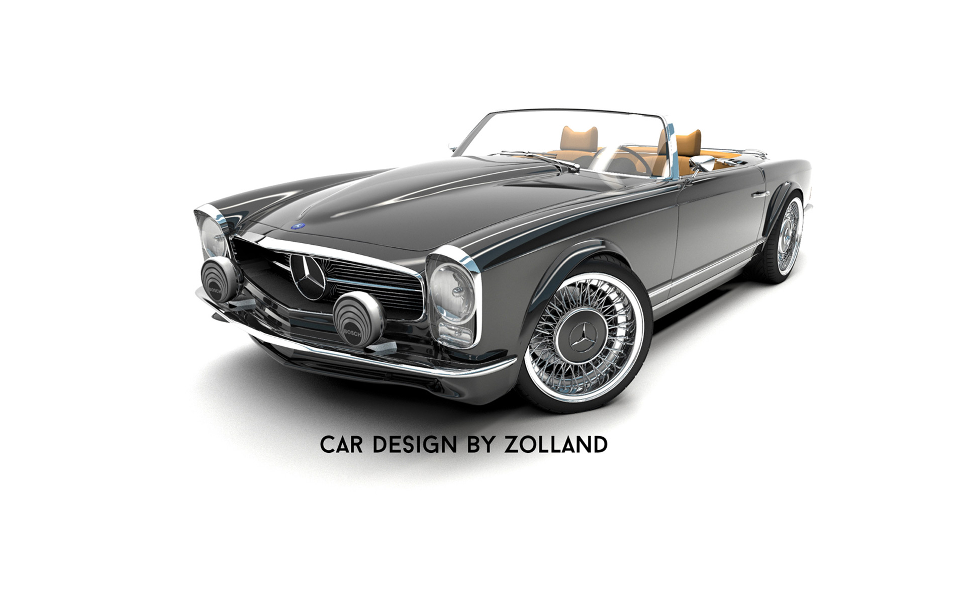 Zolland Design Comes Out With Retro Pagoda Conversion