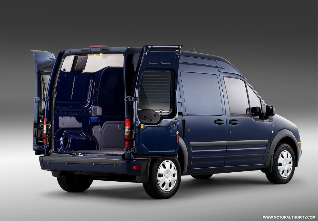 Chevrolet Astro Cargo Van Owners Your 2010 Ford Transit Connect Is Here