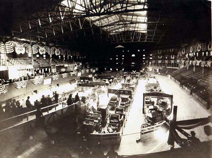 1903 New York Auto Show