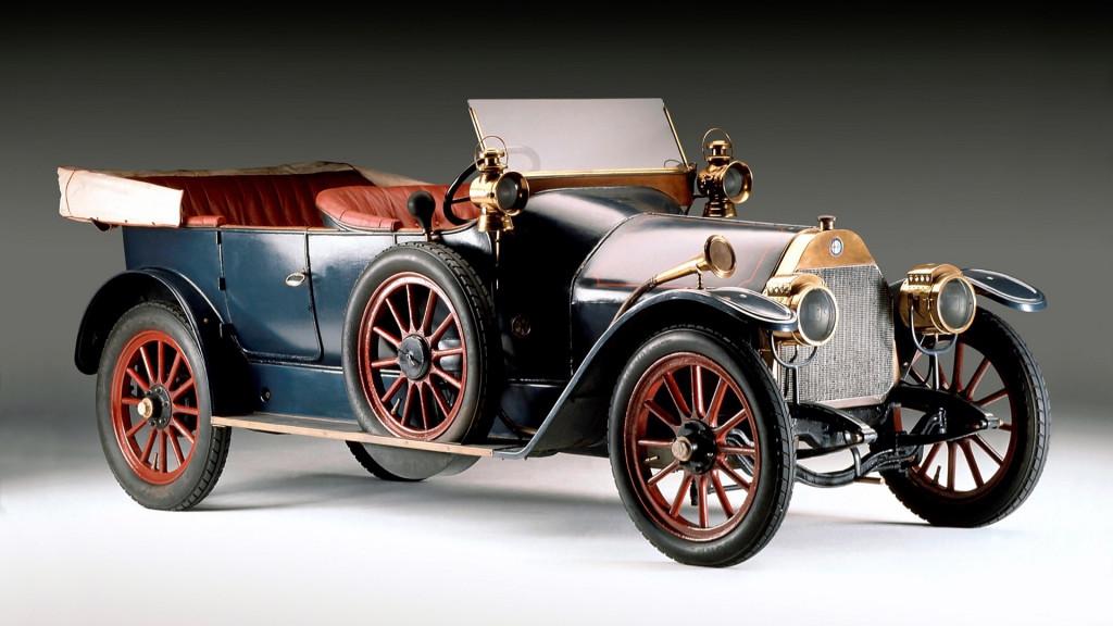 1910 Alfa 24 HP