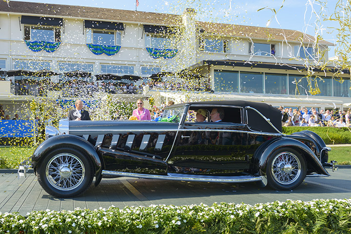 Concours D Elegance >> How The Pebble Beach Concours D Elegance Selects Its Star Cars