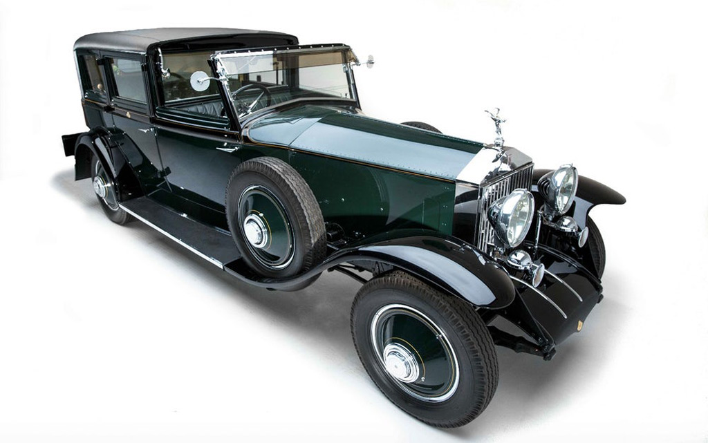 1928 Rolls-Royce Phantom once owned by Fred Astaire