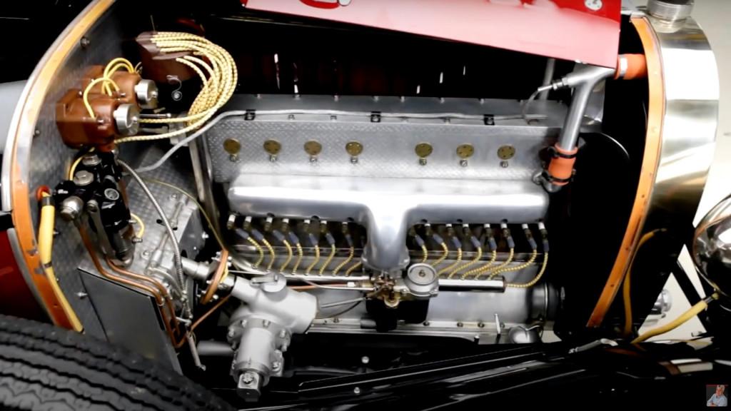 1932 Bugatti Type 49 on Jay Leno's Garage