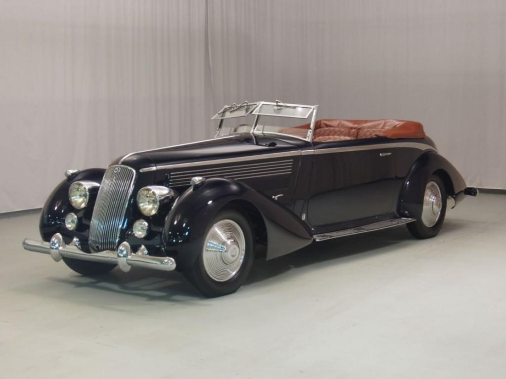"""1936 Lancia Astura """"Tipo Bocca"""" Cabriolet"""