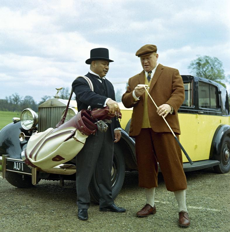 1937 Rolls-Royce Phantom III from Goldfinger