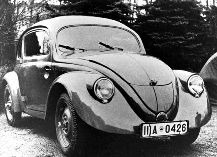 Slug Bug Is Still A Hit The Outlasts Volkswagen Beetle That Inspired It