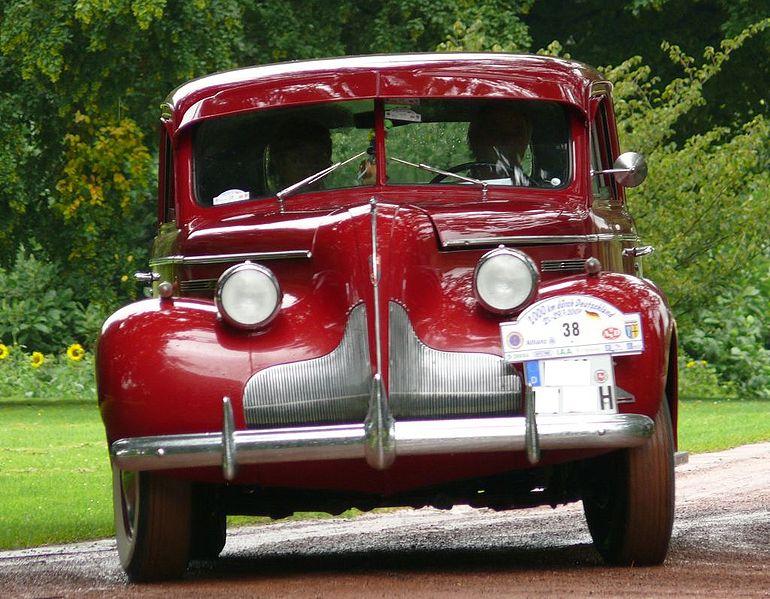 Image 1939 Buick Special Series 40 Model 41 4 Door
