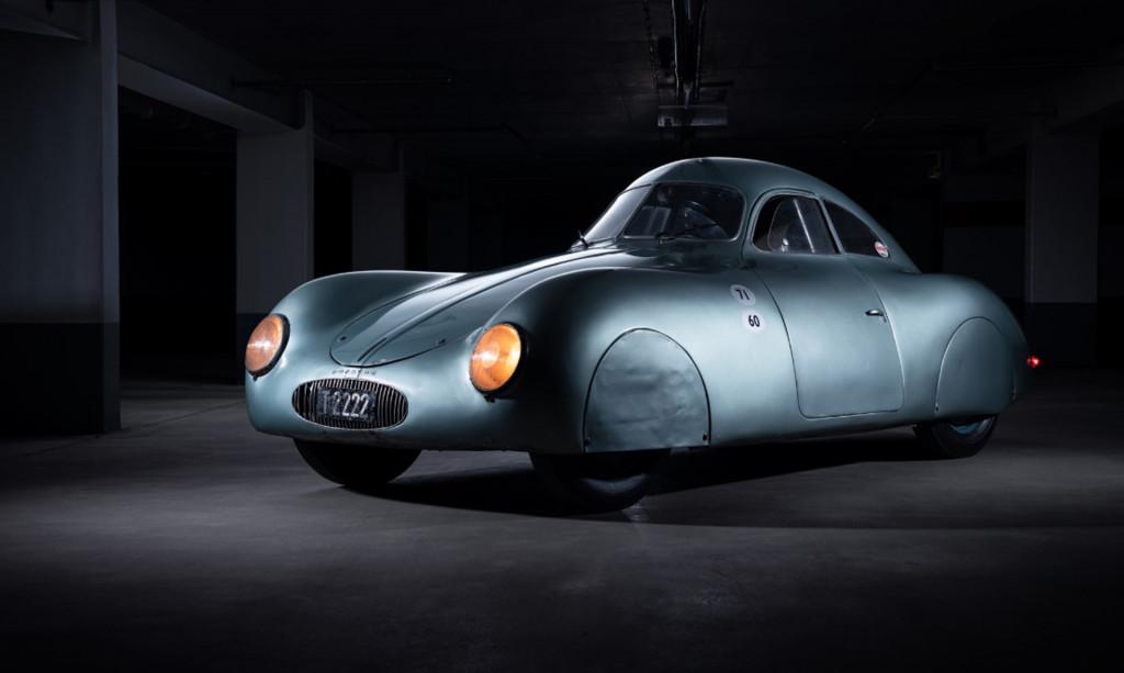 1939 Porsche Type 64 - Image via RM Sotheby's