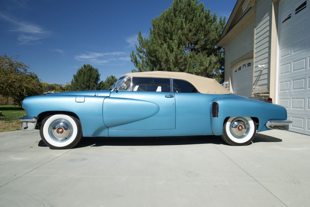1948 Tucker convertible - Photo credit: Accelerate Auto Group/eBay