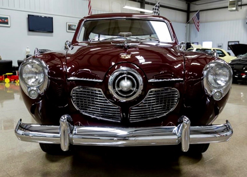 1951 Studebaker Champion Regal Starlight coupe