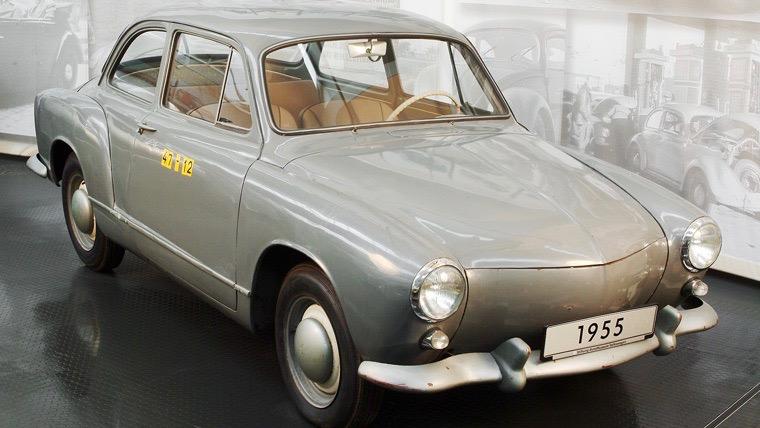 1955/56 Volkswagen EA47-12 prototype