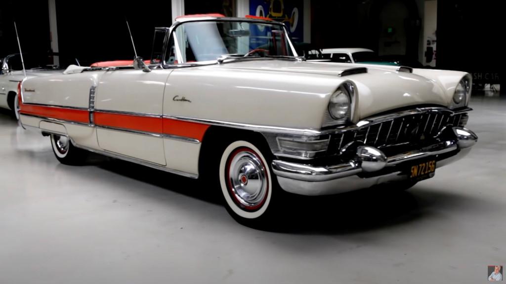 1955 Packard Caribbean on Jay Leno's Garage