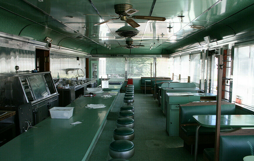1957 diner for sale on eBay