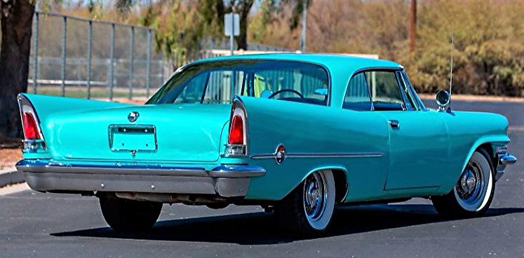 1958 Chrysler 300D hardtop