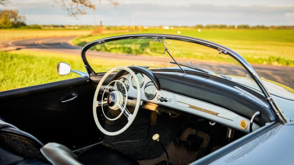 1958 Porsche 356A Speedster - Photo credit: Bring A Trailer
