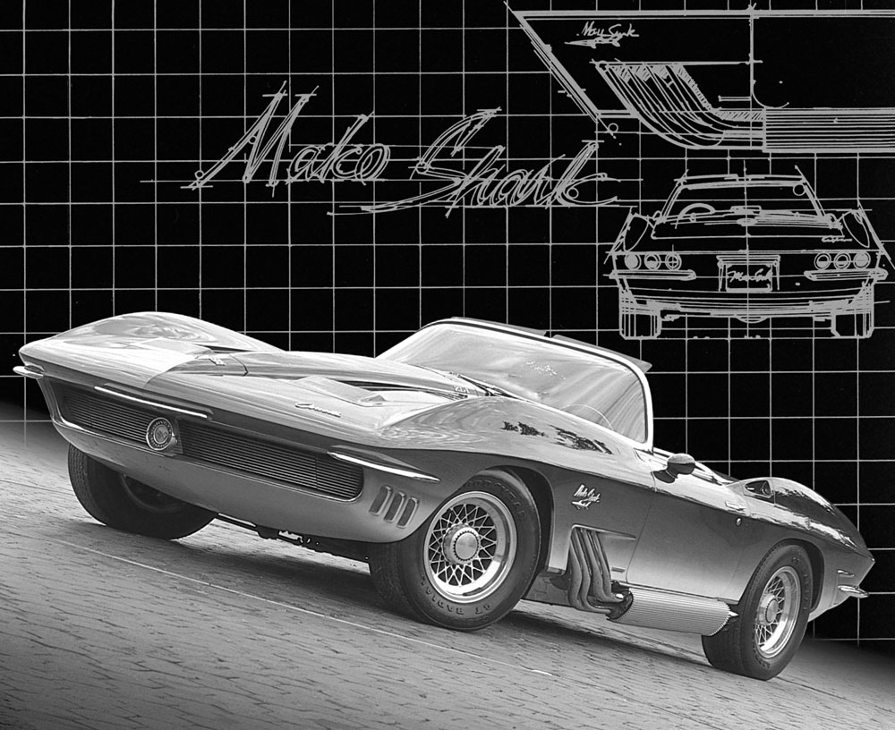 1961 Chevrolet XP-755 Mako Shark