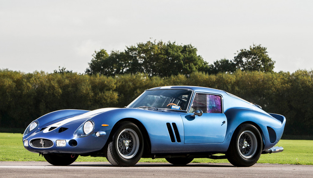Buyer of $50M Ferrari 250 GTO takes seller to court because of missing gearbox