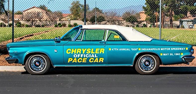 1963 Chrysler 300 Pacesetter